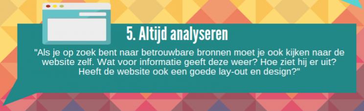 website-analyseren